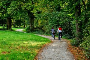 fietsen en artrose