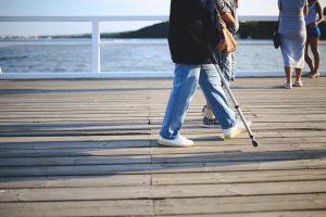 wandelen en artrose