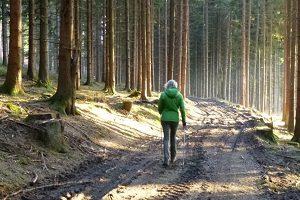 Nordic walking knieartrose